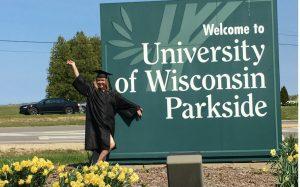 UW-Parkside Sustainable Management graduate