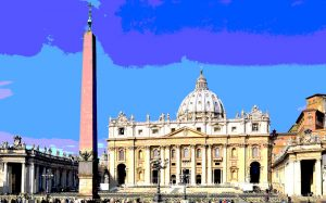 Vatican City St. Peter's