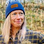 Headshot of UW Sustainable Management graduate, Amy Ebling