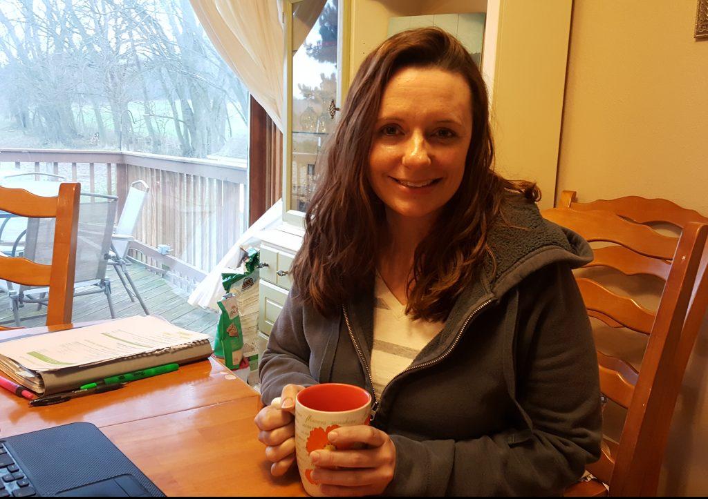 Sarah Wambach_Shade-Grown Fair Trade Coffee