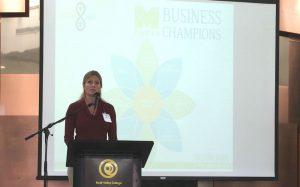 UW Sustainable Management graduate at Sustain Dane