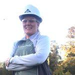 Sustainable Management Graduate Jessie Johnson