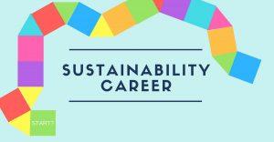 Sustainability career
