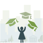 Online Bachelor's Degree Students Receive $57,000 in Scholarships